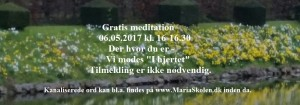 meditatation 170504 2
